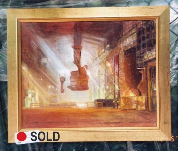 Corus Steel - June Martin