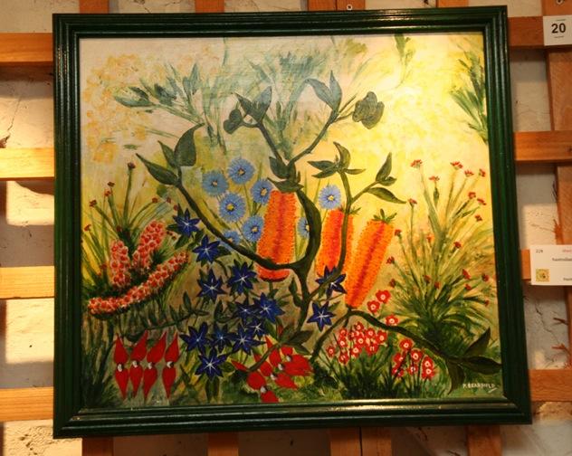 Australian Wild Flowers by Patrick Bearfield