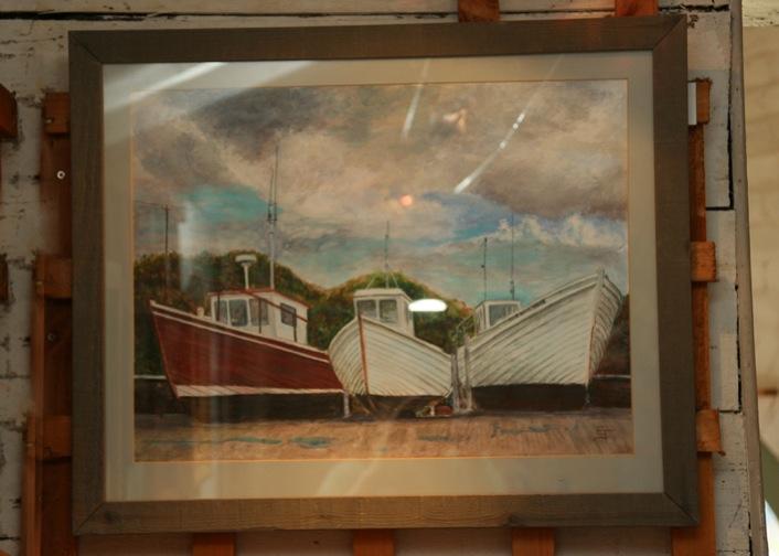 Bun Beg Boats - Erica Johns