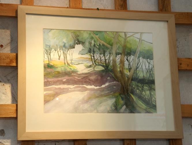 Cornish Lane - Edna Blackwell