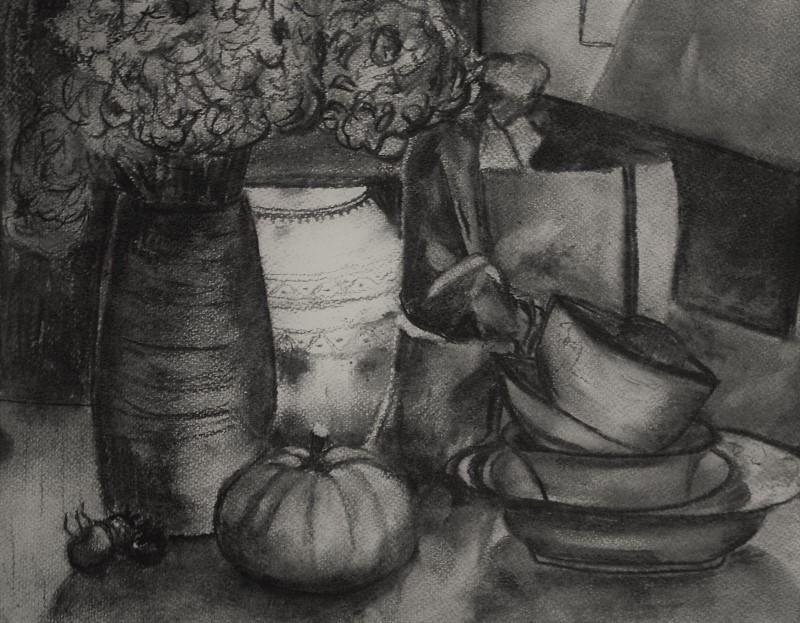 Still Life, by David Fallows