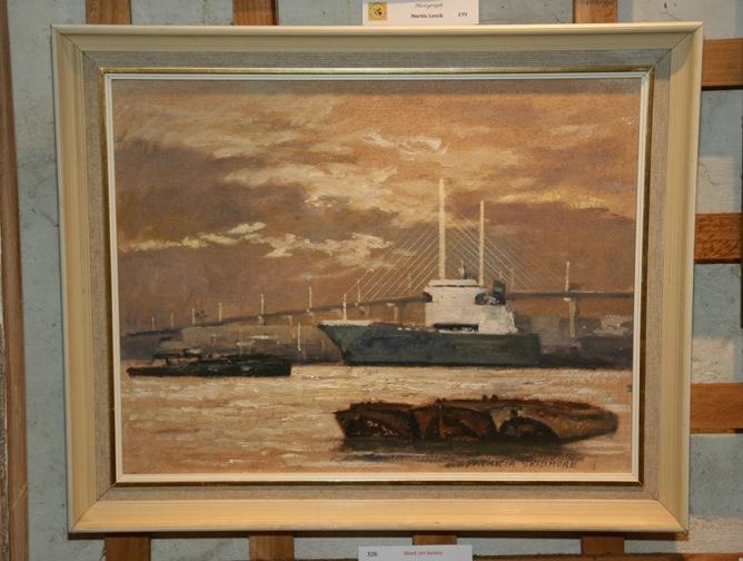 Queen Elizabeth Bridge - Pat Skidmore