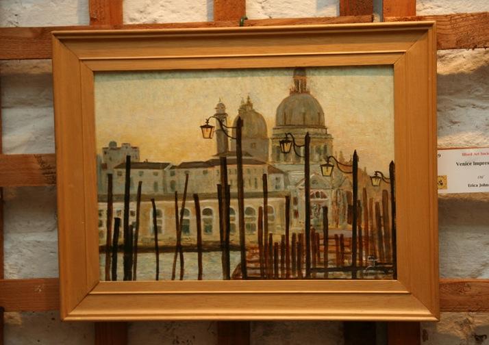 Venice Impression - Erica Johns