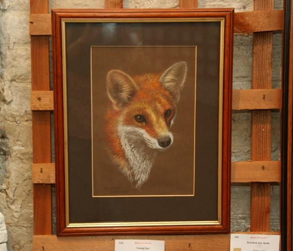 Young Fox - Pat Skidmore